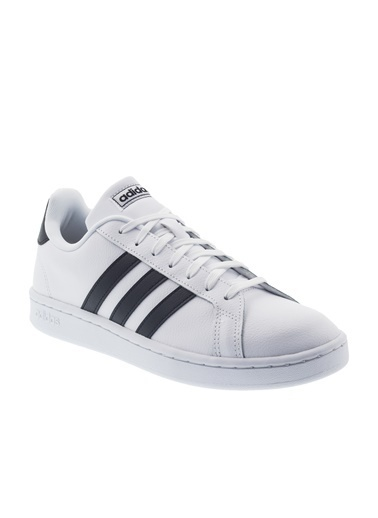 adidas Erkek Grand Court Sneakers 233928 Beyaz